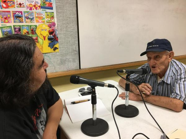 interview with Chencho Flores